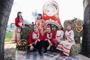 казачий ансамбль Дубрава