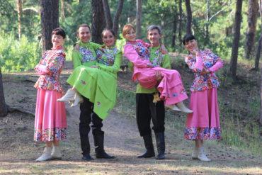 Ансамбль Дубрава концерт в ДК Железнодорожников