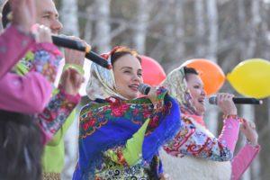 ансамбль дубрава русские народные