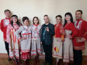 народный ансамбль Дубрава этно style