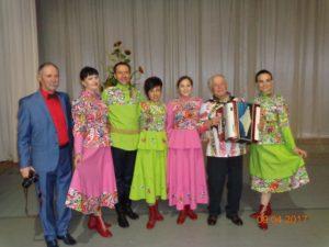 ансамбль Дубрава и Геннадий Зыков