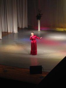 ансамбль дубрава солистка Лилия Шмидтке