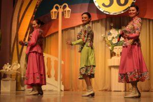 ансамбль дубрава танцы