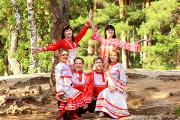 ансамбль дубрава и фестиваль глаголь добро