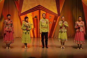 народный ансамбль казачьей песни дубрава день победы