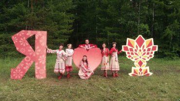 Бажовский фестиваль фолк-ансамбль Дубрава 2017