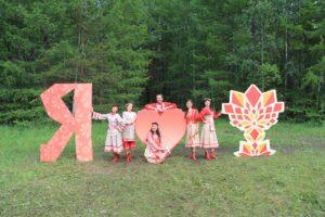 фольклорный ансамбль Дубрав