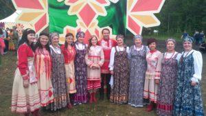 ансамбль Дубрава и ансамбль Любава