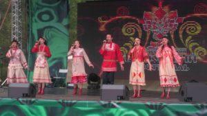народный ансамбль дубрава на всероссийском фестивале