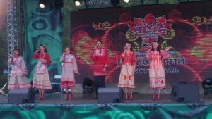 народный ансамбль дубрава бажовский фестиваль
