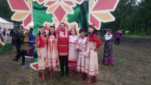 бажовский фестиваль дубрава