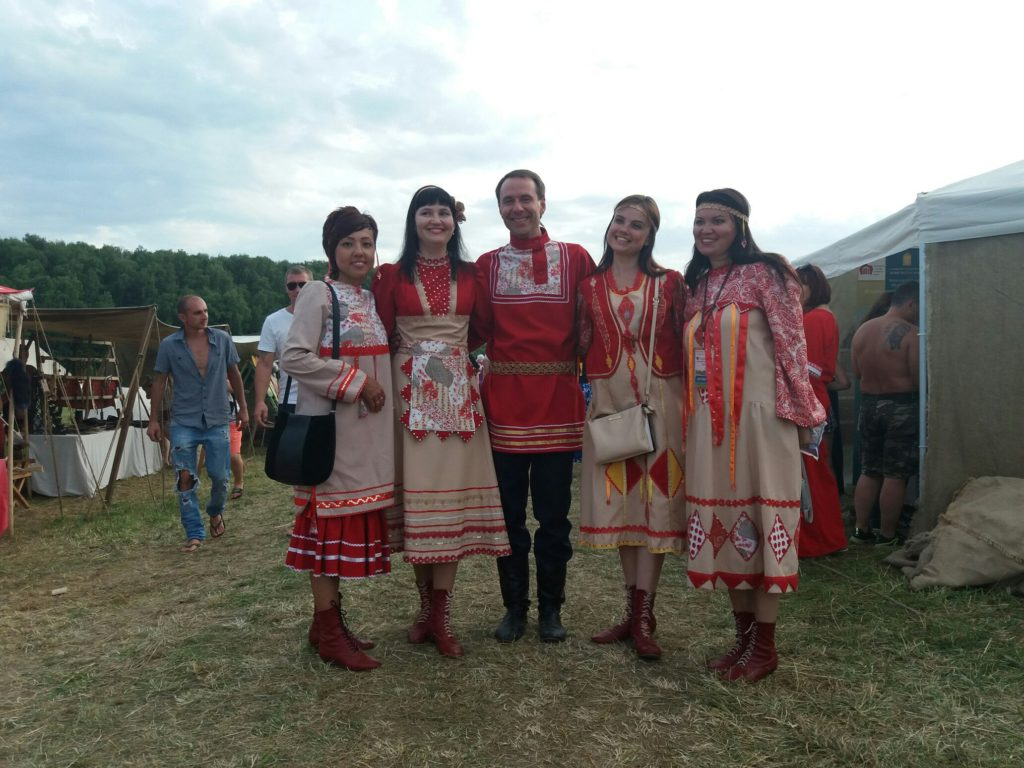 фестиваль зарайский ратный сбор дубрава