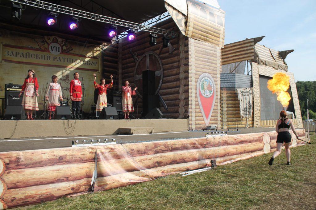 фолк-фестиваль Зарайская Слобода Дубрава Next