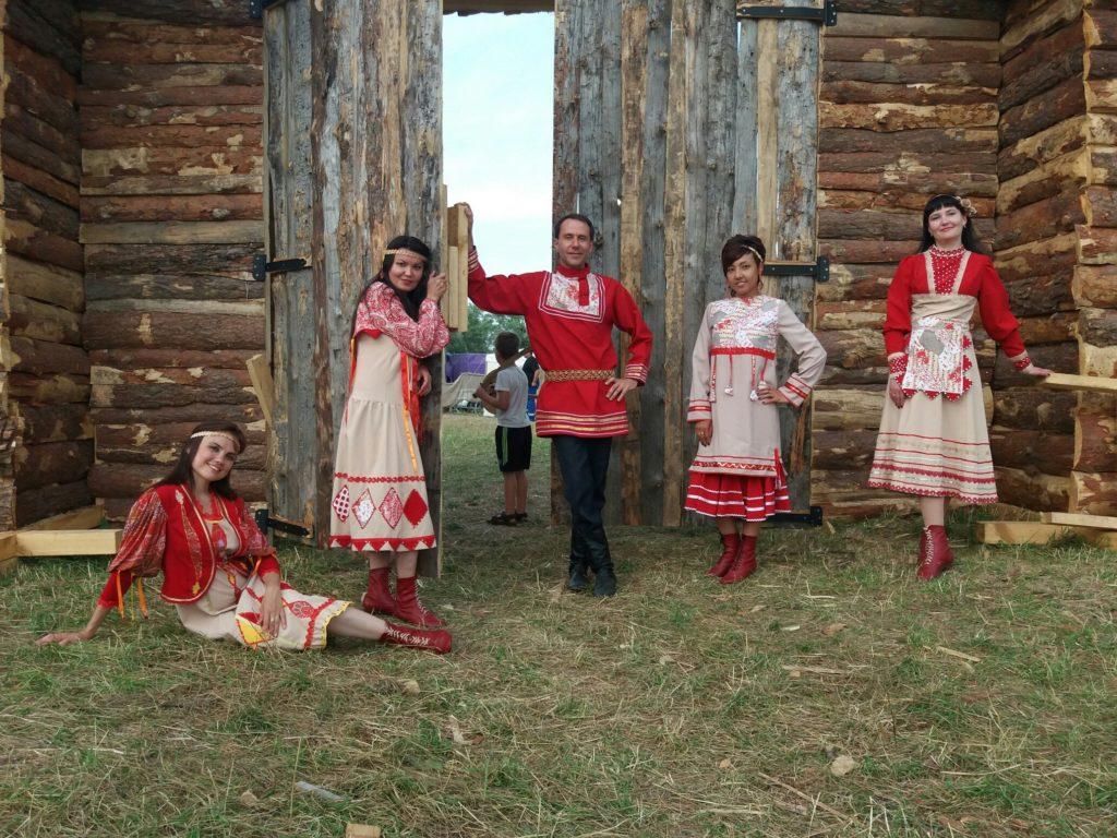 народный ансамбль Дубрава на Зарайской Слободе
