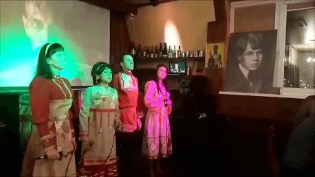 фольклорный ансамбль Дубрава