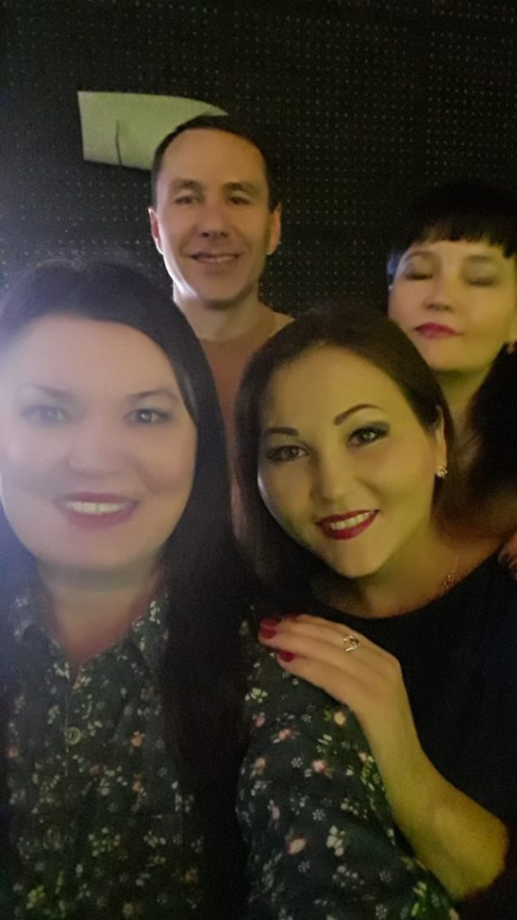ансамбль дубрава ОТВ
