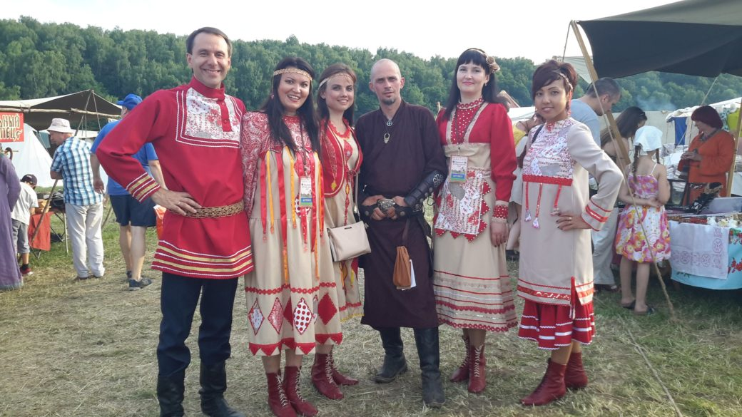 международный фолк-фестиваль