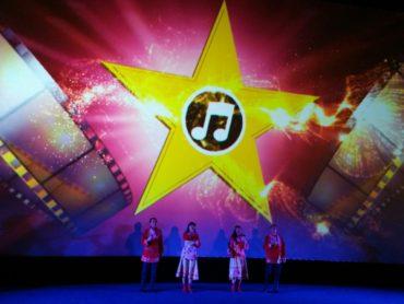 Фолк-ансамбль Дубрава Next на фестивале музыкальное видео КлипАрт2017