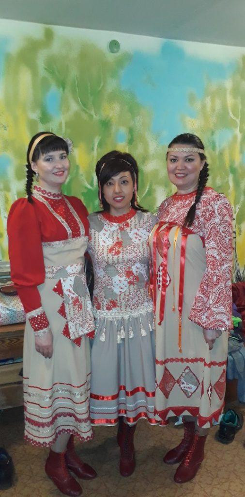 народный ансамбль дубрава