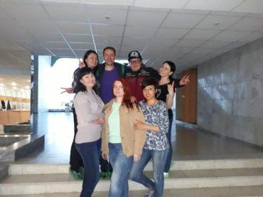 ильменский фестиваль репетиция