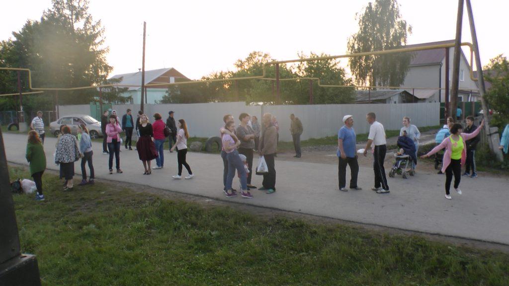 день села казанцево