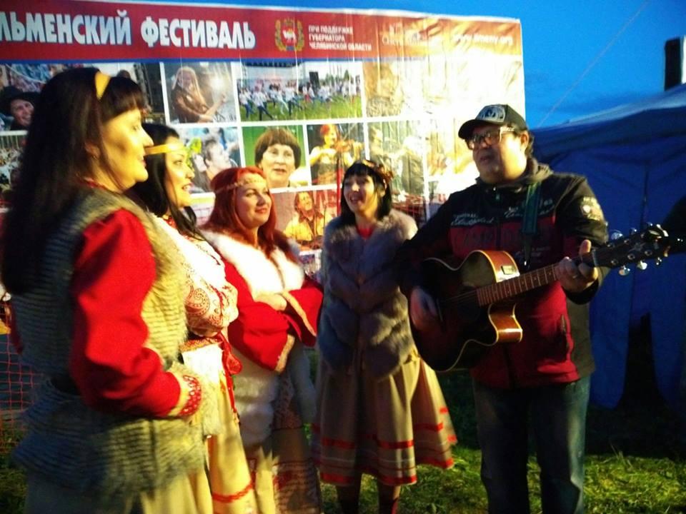 фестиваль песни