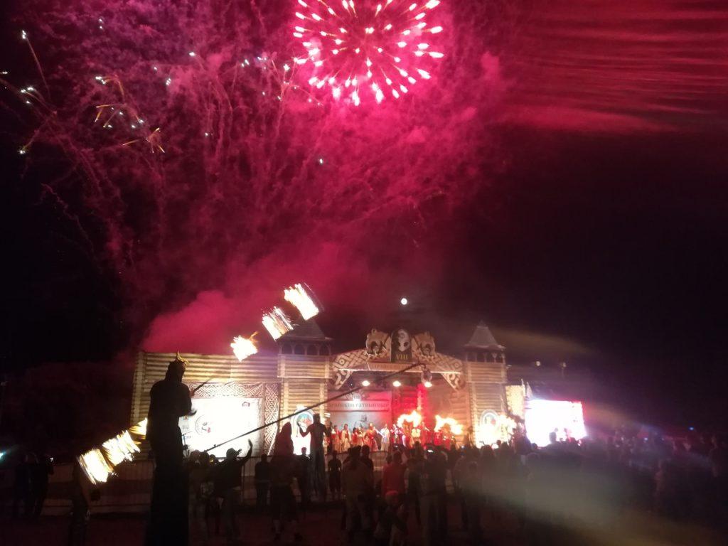 фолк-фестиваль зарайская слобода