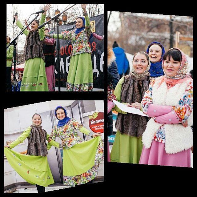 Девушки поют Дубрава