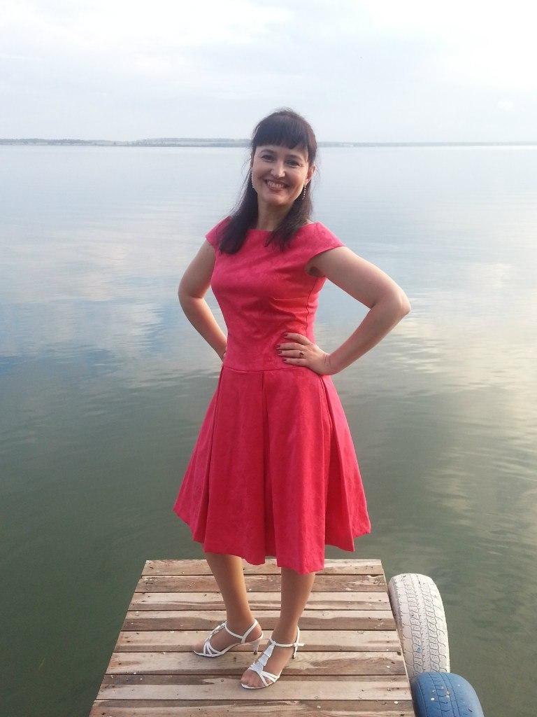Юлия Чупина фольклорный ансамбль Дубрава
