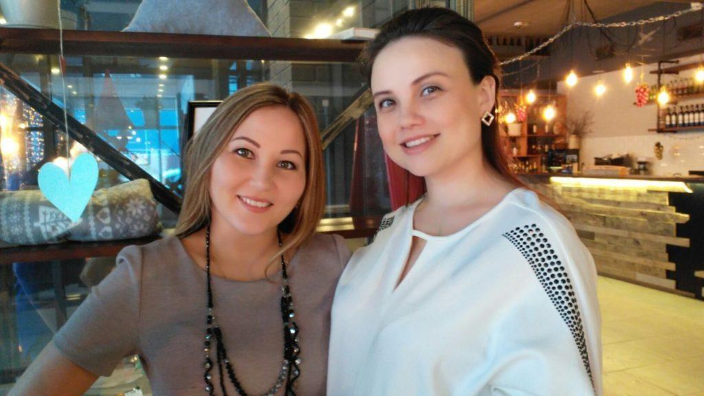 Лилия Ситдикова и Лилия Шмидтке
